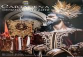 Cartel de la Semana Santa de Cartagena 2019. 'Estación de penitencia'. Autor Ángel Ruiz