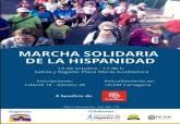 Cartel de la II Marcha de la Hispanidad