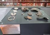Exposición 'Mas que cuevas. Arte Rupestre y Arqueología en el cañón de Almadenes' en el Museo Arqueológico