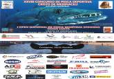 Cartel XXVIII Open de Pesca Cristo de Medinaceli
