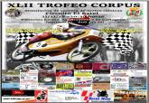 Cartel del XLII Trofeo Corpus de Velocidad