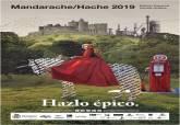 Cartel Premios Mandarache y Hache