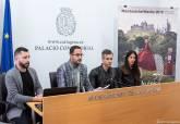 Presentación Premio Mandarache y Hache 2019
