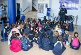 Visita de escolares al Parque de Seguridad