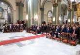 Función Votiva de los Cuatro Santos en la Iglesia de Santa María de Gracia
