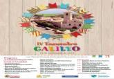 Cartel del IV Encuentro galileo