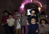 Taller infantil de Pequeños espías. Código Morse, en el Museo-Refugio de la Guerra Civil (Puerto de Culturas, niños)