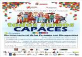 Cartel Actividades por el Día de la Discapacidad