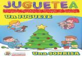 Cartel de la campaña Juguetea