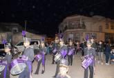Procesión de Santa Bárbara en Alumbres