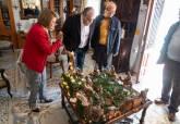 Inauguración del árbol de Navidad en San Isidro