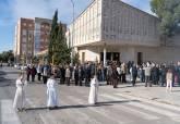 Virgen de la Esperanza. Urbanización Mediterráneo