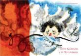 Exposición con ilustraciones del cuento Max Músculo y la Naturaleza