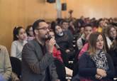 Encuentro con autores del Premio Mandarache y Hache 2019, Gisela Pou