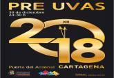 Cartel Pre Uvas 2018