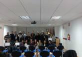 Entrega de diplomas del Proyecto COLOC