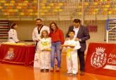 Entrega de distinciones de la Escuela Municipal de Taekwondo
