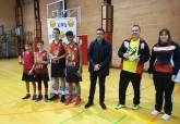 Torneo de Navidad organizado por la Escuela de Baloncesto de Salesianos