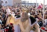 Jornada de los Reyes Magos en Cartagena