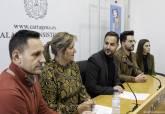 Presentación Cartel Carnaval 2019, Don Carnal y Doña Cuaresma