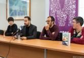 Primer Encuentro Finalistas 'Tu futuro empieza aquí' Premio Mandarache 2019