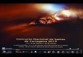 Cartel VI Concurso Nacional de Saetas de Cartagena 2019