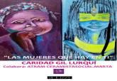 Cartel exposición Caridad Gil
