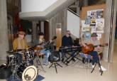 Exposición Caridad Gil en el Centro Cultural Luzzy
