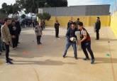 Jornada programa ADE de APICES con C.R.U. rugby Cartagena