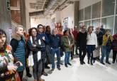 Inauguración de la exposición Refugiados, del Cartagena Piensa, en El Luzzy
