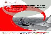 Cartel del Grand Trophy Spar 'Ciudad de Cartagena' de vela