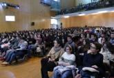 Presentación 'Las lágrimas de Naracuyá' en el Paraninfo UPCT