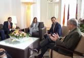 Firma de un nuevo convenio con la Fundación Repsol por importe de 600 mil euros