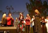 Gala benéfica 'Ellas, artistas'