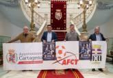Partido amistoso FC Cartagena contra el CSKA de Moscú
