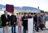 Nominación de la plaza de Luis Ruipérez Sánchez junto al Palacio de Deportes