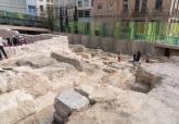 Visita obras Museo Foro Romano Cartagena