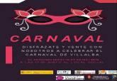 Cartel desfile Carnaval Barriada Villalba 2019