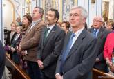 Misa en honor a Santa Florentina en La Palma