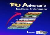 Exposición del 50 aniversario del IES Isaac Peral y del 150 aniversario de la Educación Secundaria en Cartagena