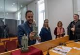 Presentación de XX del Certamen Nacional de Teatro Isidoro Máiquez