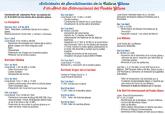 Programa de actividades del Día Internacional del Pueblo Gitano