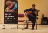 Finalistas guitarra flamenca Entre Cuerdas y Metales