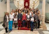 Entrega de diplomas de Generación Emprendedora