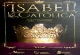 Cartel exposición temporal 'Isabel La Católica'