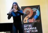 Final categoría Viento Madera del Concurso Entre Cuerdas y Metales