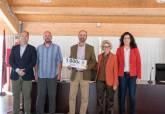 Entrega donativos Cross Cabo de Palos
