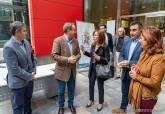 Presentación del avance de la revisión del Plan General de Ordenación Urbana de Cartagena