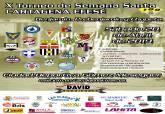 Cartel X Torneo de Semana Santa Cartagena Efesé