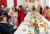 Desayuno con Nazarenas Mayores Semana Santa